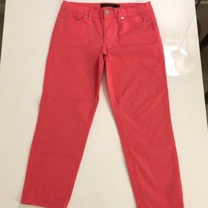 Calvin Klein Jeans size 10 salmon coloured